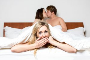 SEXUAL HYPOCRISY IN CHEATERS